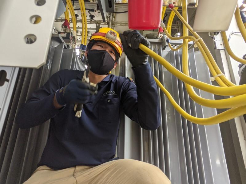 低圧遮断器増設