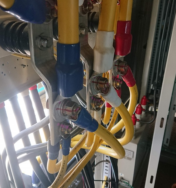 電源設備工事