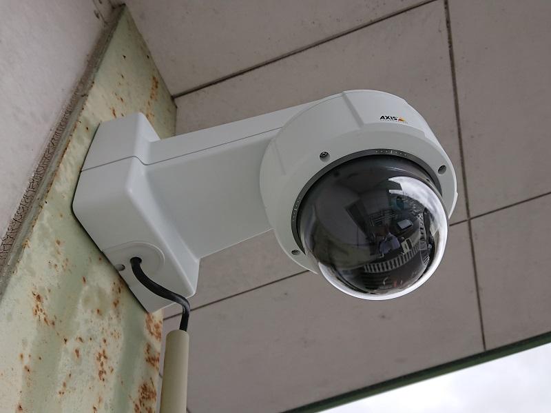クラウドカメラ設置工事