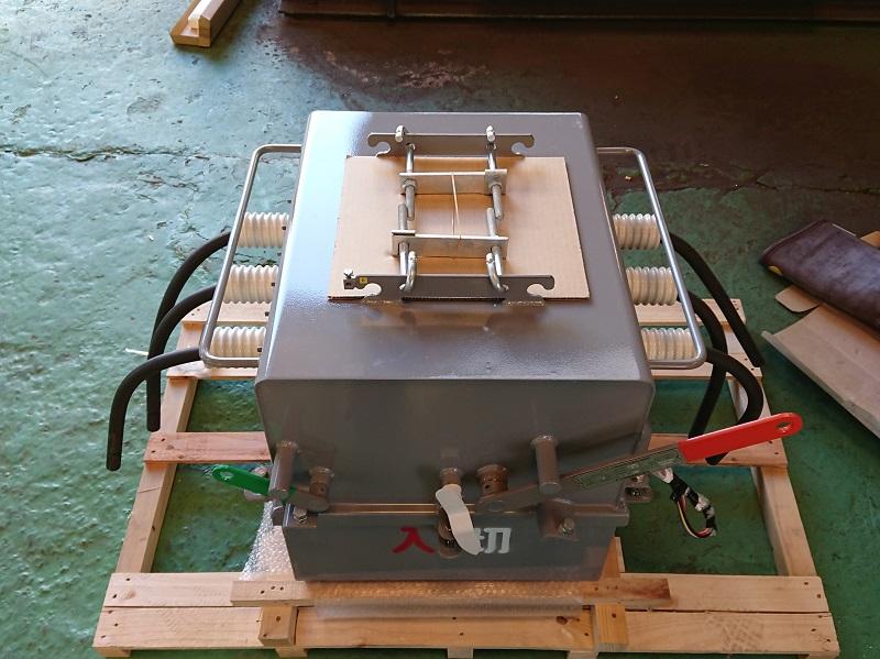 高圧自動真空開閉器更新