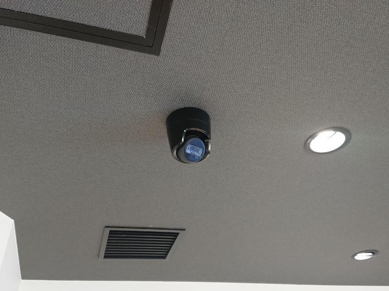 クラウド録画カメラ設置